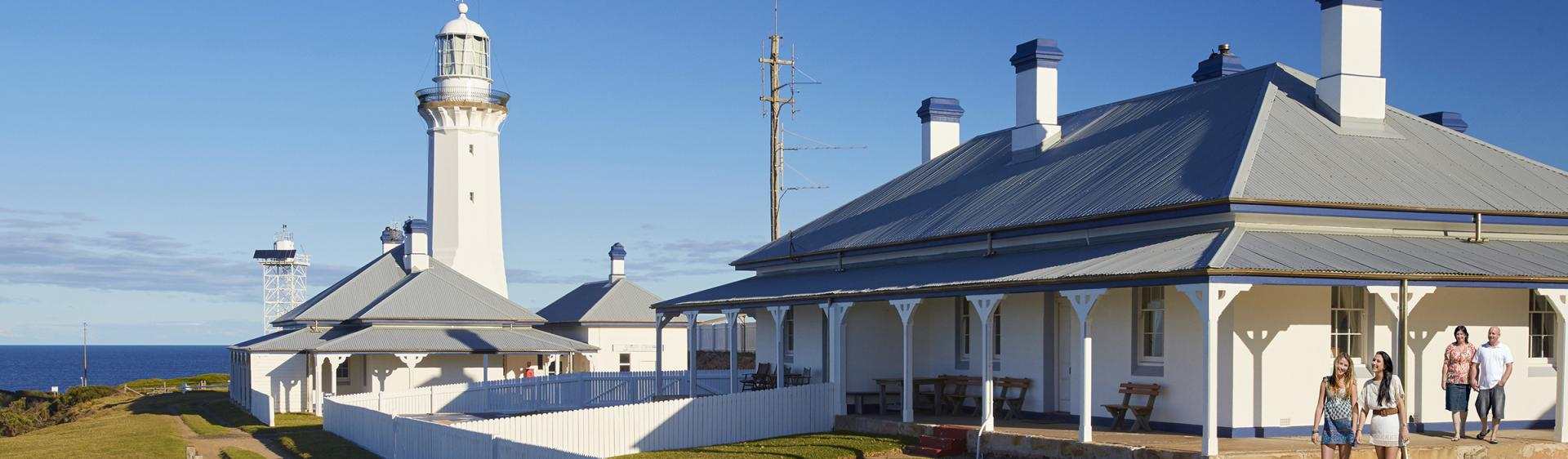 Eden - Whale watching, Accommodation, Events