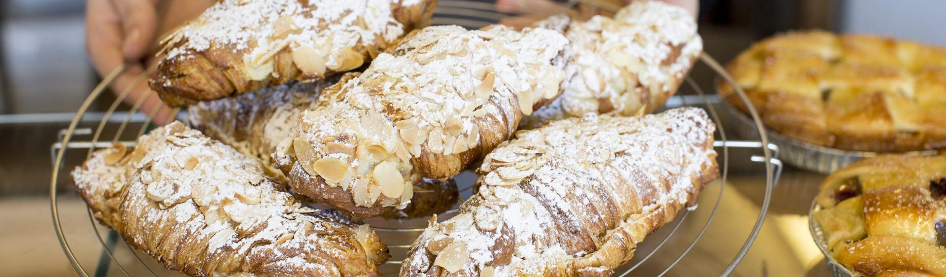 Pastries - Racine Bakery, Orange